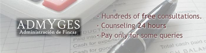 Cientos de consultas gratuitas, asesoramiento 24 horas y pague solo por consulta realizada.